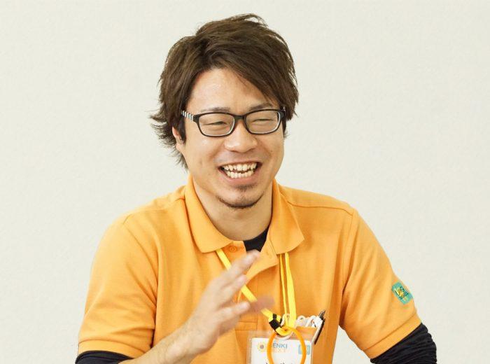 GENKI NEXT 林 遼平|管理者兼生活相談員