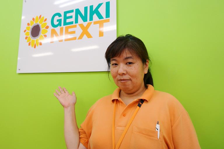 GENKI NEXT高石|フロアスタッフ・フロアリーダー|南浦 光代