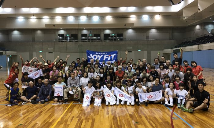 JOYFIT大運動会